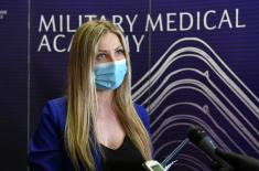 International Nurses Day marked at the Military Medical Academy