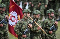 Херојској 63. и одликованој 72. бригади враћен заслужени статус