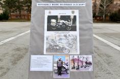 Posle 30 godina novi motocikli u Vojsci Srbije