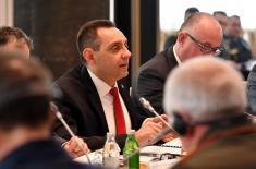 Ministri Vulin i Šojgu: Najbolja saradnja ikada