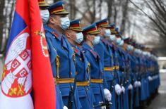 Министар Стефановић положио венац поводом стогодишњице смрти војводе Живојина Мишића