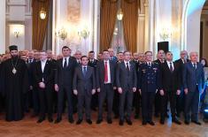 Министар Вулин: Желим да се бар једна генерација у Србији роди, одрасте и умре, а да не упозна рат