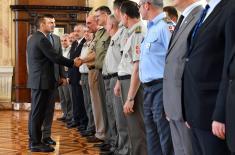 Primopredaja dužnosti u Ministarstvu odbrane i Ministarstvu za rad, zapošljavanje, boračka i socijalna pitanja