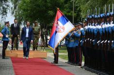 US Donation for the Serbian Armed Forces