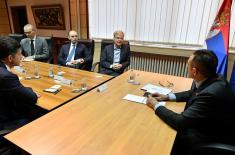 Cooperation with the Italian Beretta company