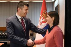Sastanak ministara oko ustupanja vojnih objekata za potrebe visokog školstva