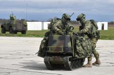 Prikaz sposobnosti, naoružanja i vojne opreme jedinica Vojske Srbije