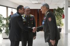 Анализа стања, функционалних способности Команде за обуку и оперативних способности Територијалних снага