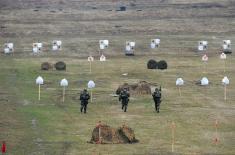 Министар Вулин: Србија може да буде сигурна, стабилна и мирна када има овакву војску