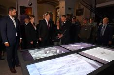 "Ruski ministar spoljnih poslova Sergej Lavrov obišao izložbu ""Odbrana 78"""