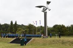 Комеморативно окупљање посвећено страдалима у Другом светском рату у Јајинцима