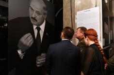"""Белоруски министар одбране генерал-потпуковник Андреј Равков обишао изложбу """"Одбрана 78"""""""