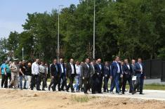 The Beginning of Ammunition Production Trial in Uzići