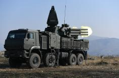 "Minister Vulin: First part of the ""Pantsir-S1"" system arrived at Batajnica"