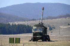 Serbian Armed Forces today is stronger for a Nora battery