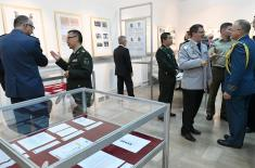 У Војном музеју отворена изложба о 140 година војне дипломатије