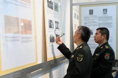 U Vojnom muzeju otvorena izložba o 140 godina vojne diplomatije