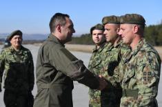Ministar Vulin: Vojska Srbije će obnoviti i vratiti se u svoje objekte uništene u NATO agresiji