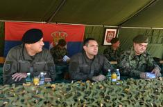 Minister Vulin: The Serbian Armed Forces will rebuild and reinstate itself in the facilities destroyed during the NATO aggression