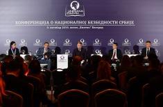 """Ministar Vulin: Najveći bezbednosni izazovi  -""""velika Albanija"""" i ideologija po kojoj Srbi treba da žive samo u Srbiji"""