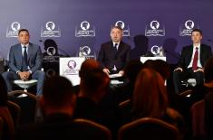 """Министар Вулин: Највећи безбедносни изазови  -""""велика Албанија"""" и идеологија по којој Срби треба да живе само у Србији"""