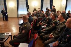 Ministar Vulin: Predvideli smo poseban sektor za civilnu odbranu
