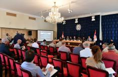 Public Debate on Significant Strategic Documents of the Republic of Serbia