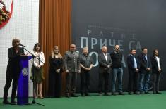 "Premiere of documentary and feature film ""War stories from Košare"""