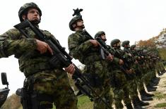 Раме уз раме са најбољим јединицама најснажнијих светских армија