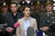 Vojna gimnazija na ponos Beograda i Srbije