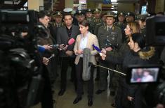 Војна гимназија на понос Београда и Србије