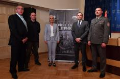 Министар Вулин: Битка на Паштрику је пример војничке снаге, вештине, храбрости и победе