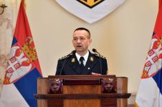 Opremanje Vojne policije će se nastaviti