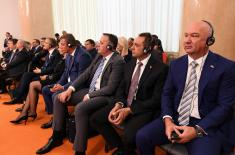 Predsednik Vučić: Razgovor sa iskrenim prijateljem naše zemlje