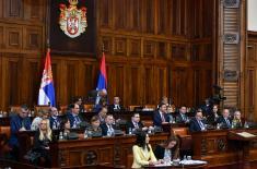 Ministar Vulin: Vojska i policija brane Ustav i zakone