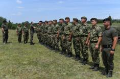 Minister Vulin: Serbian Armed Forces always go for victory