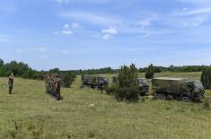 Министар Вулин: Војска Србије увек иде на победу