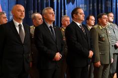 Unapređenje standarda i modernizacija vojske prioriteti Ministarstva odbrane