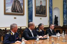 General-potpukovnik Milan Mojsilović novi načelnik Generalštaba Vojske Srbije