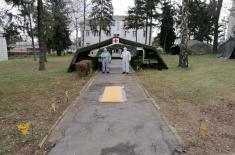 The engagement of the Serbian Armed Forces' CBRN units in the fight against Covid-19