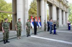 Minister Vulin: Serbia should and can be proud of its armed forces and all their members