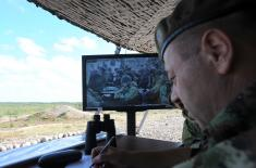 Military exercise of the Western Military District of the Russian Federation completed