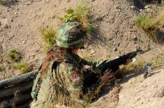 Завршена војна вежба Западног војног округа Руске Федерације