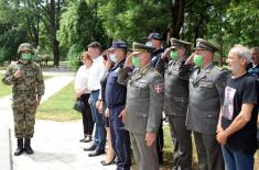 The 21st anniversary of the end of the Battle of Košare marked