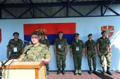 Otvoreno drugo Međunarodno takmičenje vojnih vozača