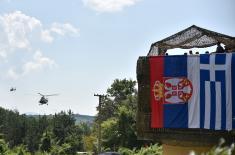 Вежба специјалних јединица Србије и Грчке