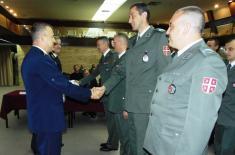 Obeležen Dan Vojske u jedinicama Vojske Srbije