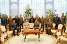 Експертски разговори делегација Војске Србије и Здружених снага НАТО из Напуља