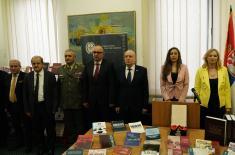 Obeležen Dan Instituta za strategijska istraživanja i Dan Vojnog arhiva