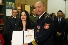 Celebrations of the Day of Strategic Research Institute and Day of Military Archive